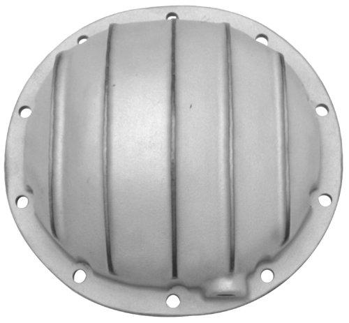 (Trans-Dapt 4738 2-Toned Aluminum Differential Cover)