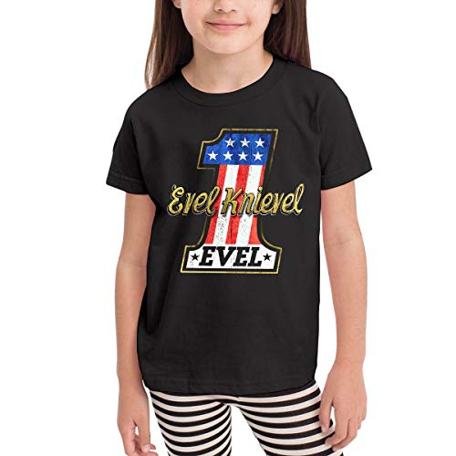 HWDF99DX Evel Knievel - Evelone Comfortable Short Sleeves