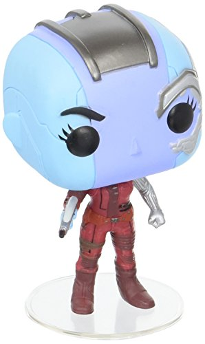 Funko POP Movies: Guardians of the Galaxy 2 Nebula Toy Figure