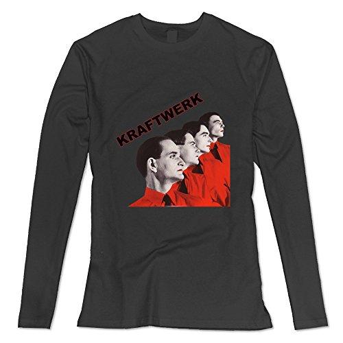 Seico Lady Kraftwerk Band Tshirts Black Size (Autobahn Backpack)