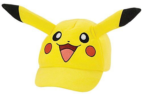 Amscan Pokemon Deluxe Hat, Party Favor]()
