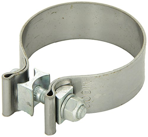 """Vibrant (1167) 3"""" Stainless Steel Exhaust Seal Clamp"""