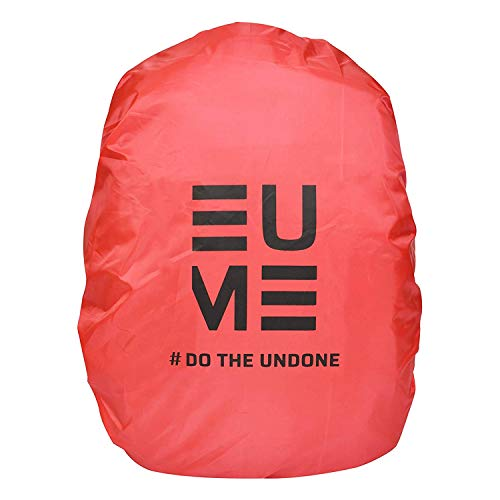 EUME Polyester Pack Cover (Black & Red_2400008_D_RedBlack) Price & Reviews