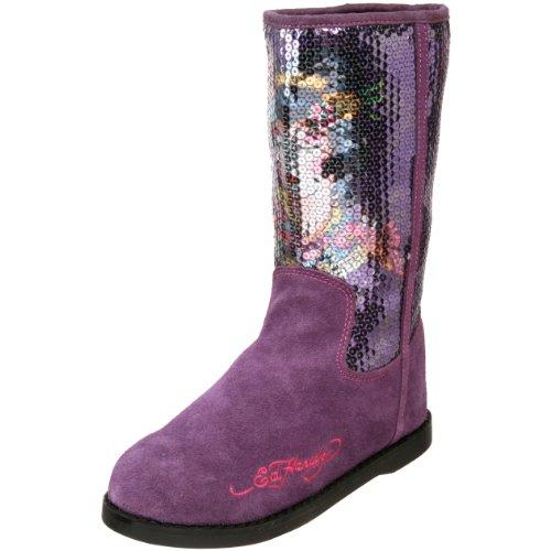 Ed Hardy Femmes 10fbs205w Violet-10fbs205w