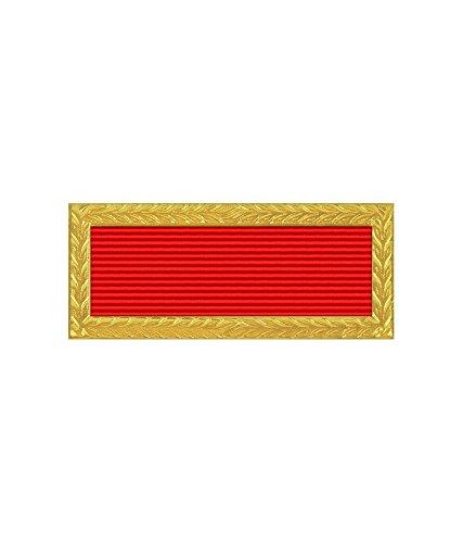 (Unit Meritorious Ribbon Commendation)