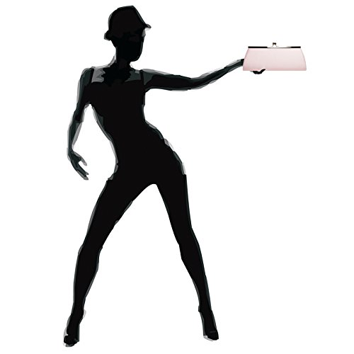 Délicat CASPAR femme TA309 de Rose à pour main Sac soirée vvqgSwzr
