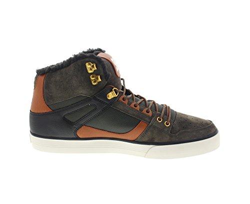 DC Shoes Spartan High Wc Wnt - Zapatillas para hombre Grün (Military - MIL)