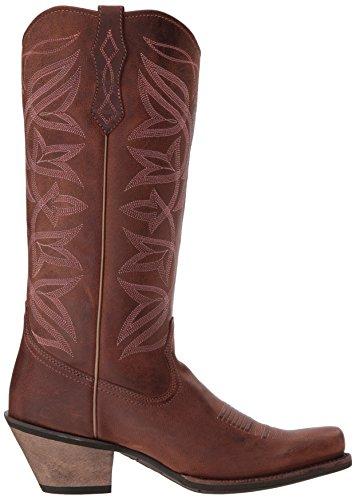 Ariat Womens Sheridan Western Boot Sassy Brown