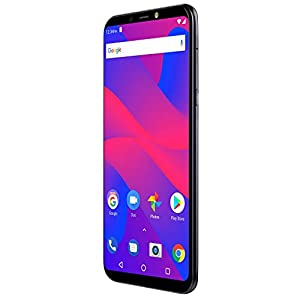 BLU Studio Mega 2018-6.0″ HD Unlocked Smartphone with Dual Main Camera -Black