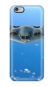 Durable Defender Case For Iphone 6 Plus Tpu Cover(b 2 Spirit Stealth Bomber) BY icecream design