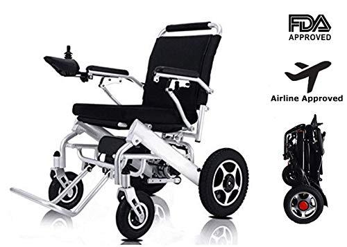 Amazon.com: 2019 New Remote Control Electric Wheelchairs Silla de ...