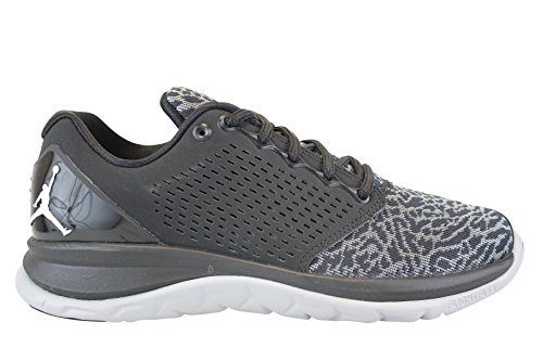 Nike Jordan Mens Jordan Trainer St Black/White/Wolf Grey/Cl Grey Training Shoe 11 Men US