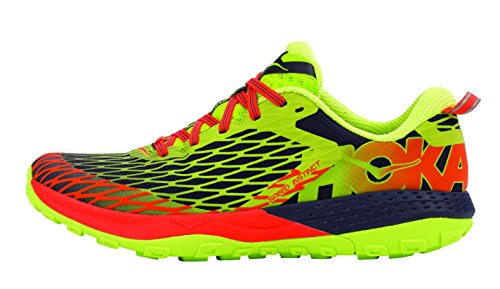 HOKA One M Speed Instinct Schuhe nightshade / acid