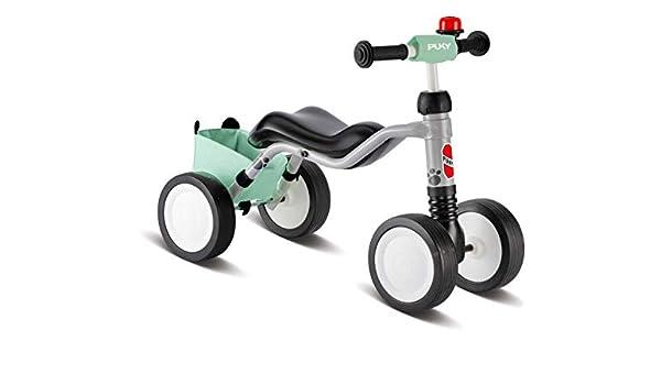 Puky Wutsch Bundle - Bicicleta Infantil con diseño de Oso Panda ...
