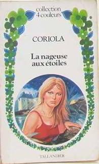 La Nageuse aux étoiles (Collection 4 couleurs) par  Coriola