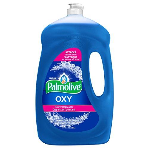 Palmolive Ultra Dish Liquid, Oxy Power Degreaser - 56 fluid (Colgate Palmolive Ultra Dishwashing)