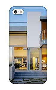 Cute High Quality Iphone 5/5s Modern Houses Case