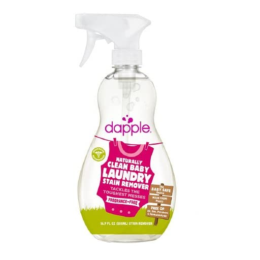 Dapple Stain Remover Spray - Fragrance Free - 16.9 fl oz - Each x 1