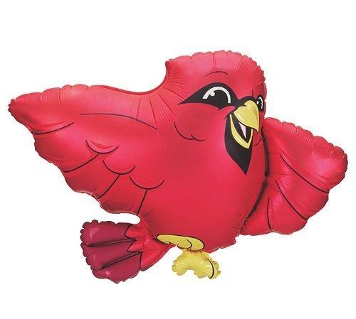 Cardinal balloon BIRTHDAY Decorations Supplies product image