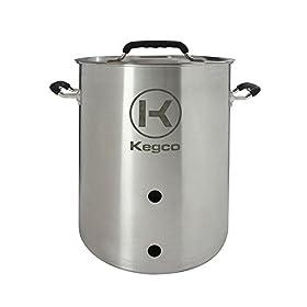 Kegco 6 Gallon Brew Kettles