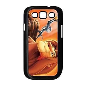 Samsung Galaxy S3 i9300 Back Case Diy Lion King With Fashion Style UN025952