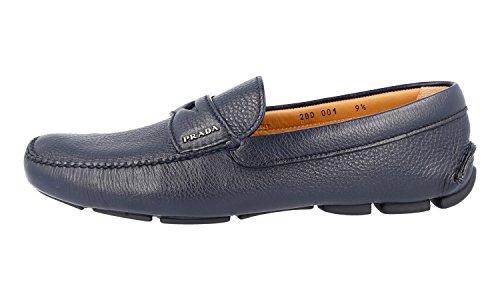 Prada Menns 2dd001 T6o F0216 Skinn Loafers