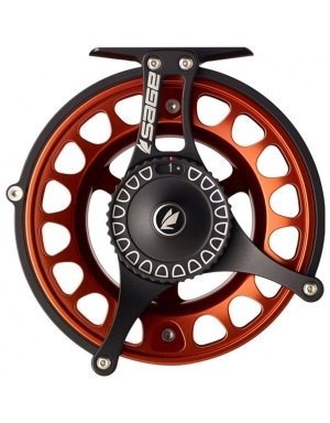 セージEvokeシリーズFly Fishing Reel B00ED2OC2S 7-8 WT/LEFT|STEALTH/BLAZE STEALTH/BLAZE 7-8 WT/LEFT