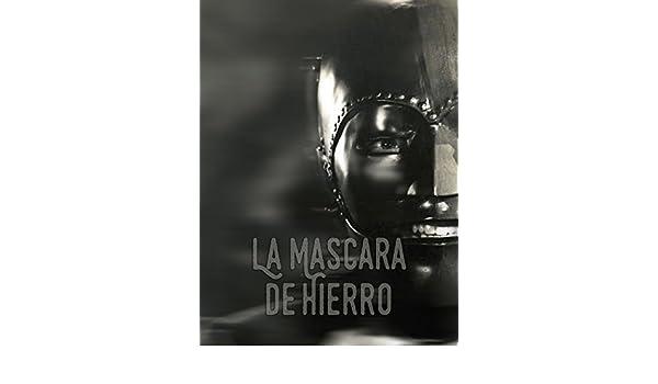 Amazon.com: La Máscara De Hierro: Luis Aguilar, Irma Castillón, Jaime Fernández, Joselito Rodríguez