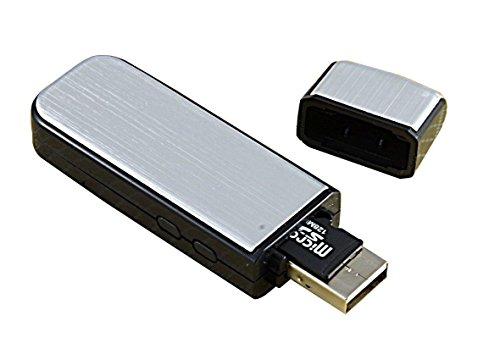 Usb con camara espia HD de GOGO ELECTRONICS con Vision Nocturna gratis 8Gb