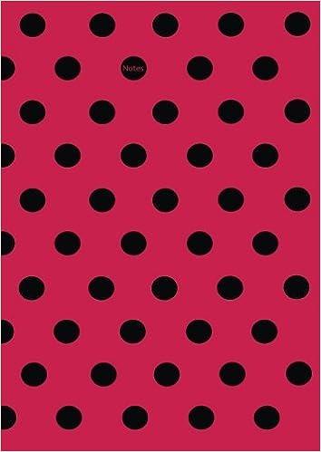 b8faefac7d4e6d Marienkäfer - Rot mit schwarzen Punkten  Schreibheft   Tagebuch für alle  die auf den Punkt kommen (German Edition)  edition cumulus  9781533431202   ...