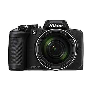 (Renewed) Nikon Coolpix B600 (Black)