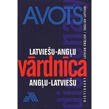 Avots English-Latvian-English Dictionary