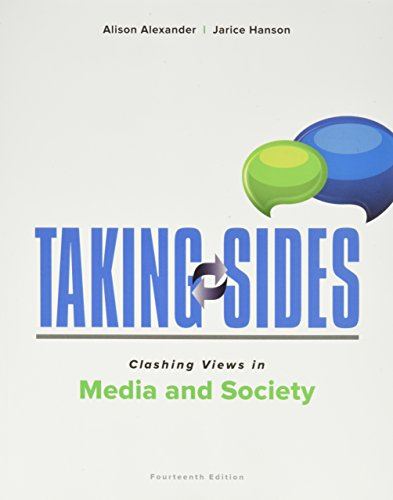 Taking Sides: Clashing Views in Media and Society