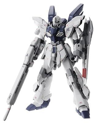 Bandai Hobby MSN-06S Master Grade 1/100 Ka Gundam Unicorn Action Figure (Sinanju Stein Version)