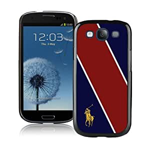 High Quality Samsung Galaxy S3 I9300 Case ,Cool And Fantastic Designed Case With Lauren Ralph Lauren 19 Black Samsung Galaxy S3 I9300 Cover