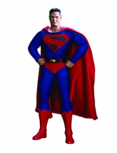 Kingdom Come Superman Costume (Superman (Kingdom Come) 1:6 Scale Deluxe Collector Figure)