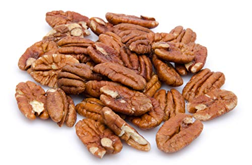 Pecan Halves - Anna and Sarah Shelled Pecans in Resealable Bag, 2 Lbs