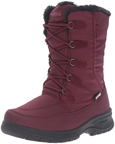 Kamik Women's Brooklyn Snow Boot - stylishcombatboots.com