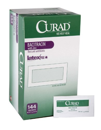 Medline CUR001109H Curad Bacitracin Ointment