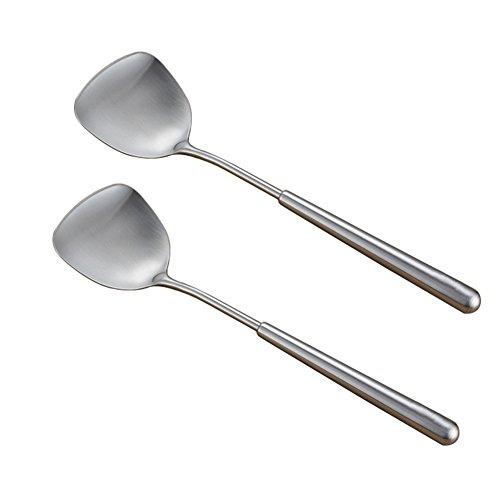 304 stainless steel wok - 9