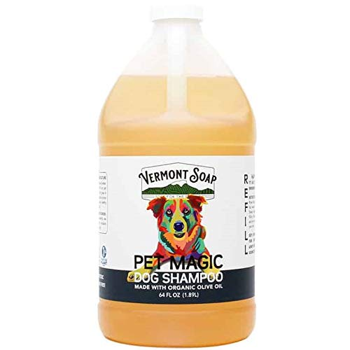 Vermont Soap Organics -Certified Organic - Pet Shampoo 16oz