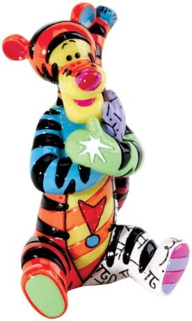 Disney by Britto Tigger Mini Stone Resin Figurine