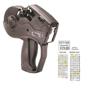 American # 82036, Monarch 1136 Price Gun, 2 Line, 8 Numeric, Monarch Label Guns
