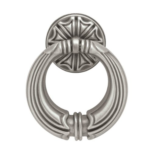 Liberty PBF136-BSP-C 50mm Overall French Huit Ring Kitchen Cabinet Hardware Knob (Design 50mm French Huit Ring)