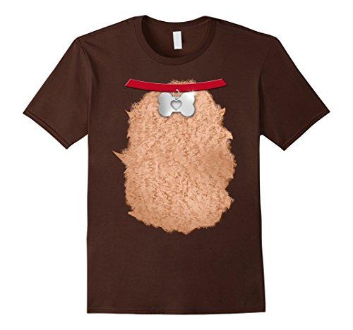 Work Costume Ideas Halloween For Team (Mens Christmas Dog Halloween Costume DIY Shirt | Gift Idea Large)