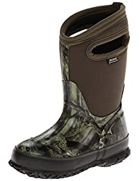 Bogs Kids Classic Mossy Oak Waterproof  Winter & Rain Boot (Toddler/Little Kid/Big Kid)