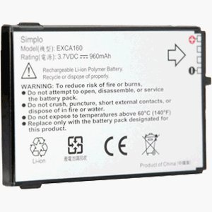 OEM BATTERY FOR T-MOBILE DASH HTC EXCALIBUR S620