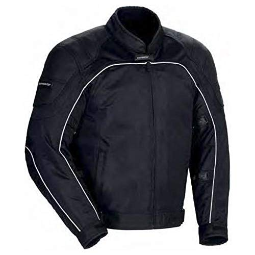 (TourMaster Womens Intake Air 4.0 Jacket Black X-Small)