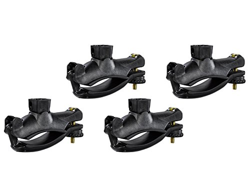 - Yakima - Universal MightyMount, Mount for Factory or Aerodynamic Car Rack System (set of 4)
