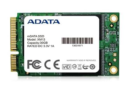 ADATA XM13 30 GB Micro SATA 2.5